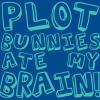 NaNoWriMo. Plot bunnies ate my brain!