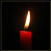 Angela di Tenebre: single candle