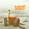 Blue: Wall-e - Small Victory