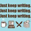 NaNo Keep Writing