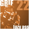 Minor-Junior-Private-Negative-First-Class Grif: Lazy ass