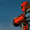 deadpool ~ angry at the world