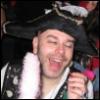 pirate, drunk