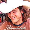 Blondebitz: Lindsey Cowboy Cute Smile by ME