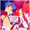 "Arijan (pronounced ""AH-ree-yawn""): YokoKamina - love and peace"