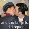 Boys, Jack Harkness, kissing