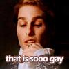 sooo gay (Lestat)