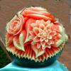 арбузный цветок