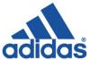 Blue Adidas Logo