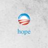 barack obama// hope