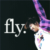OHNO = Brit slang + water everywhere: Aiba; fly