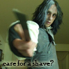 Care For A Shave?