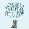 Q - XF/Spooned/Baby Cats