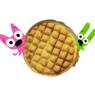waffles, hoopsandyoyo