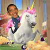 People - Derek Obama - unicorn!obama, unicorn!derek
