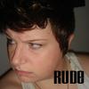 rude angry