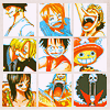 TeenBulma: One Piece; Nakama