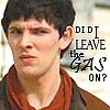 Valderys: Merlin - did I leave the gas on?