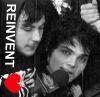Reinvent love, Frank Iero, frerard, Gerard Way