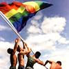 pride: raising the flag