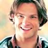 Sam Winchester: Adorkable grin