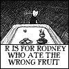 blushingflower: Rodney citrus
