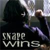 Snape Wins