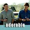 unplugged32: sam and dean adorable