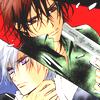 Eos Rose: Vampire Knight: Kaname/Zero