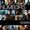 NUMB3RS Icons