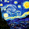 The Coalition For Disturbing Metaphors: Starry Night