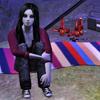 garnet812: Mihaela Sitting