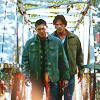 sam and dean shopping in china town