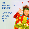 yuletide squee (by livia100x100)