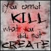cannot kill