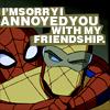 [marvel] we'll be friends forever