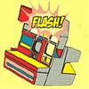 Polaroid flash