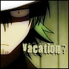 Black Cat - vacation?