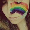 Rainbow//Face