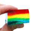 rainbow gel