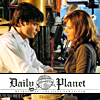A work in progress: Daily Planet Smallville Clois