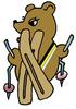 Михаил: Медведь на лыжах