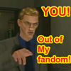 Des: Out of my fandom!