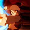 Zuko fighting