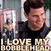 "Laura, aka ""Ro Arwen"": Bones: Booth Bobblehead"