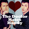 doctor/nameless doctor hates handy