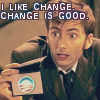 Verba volant, scripta manent: change is good