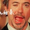 YAWEdZORO: Robert Downey Jr - Wink