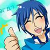 Kaito cheer