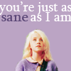 ☆Bree☆ ♫: harry potter - luna you're just as sane